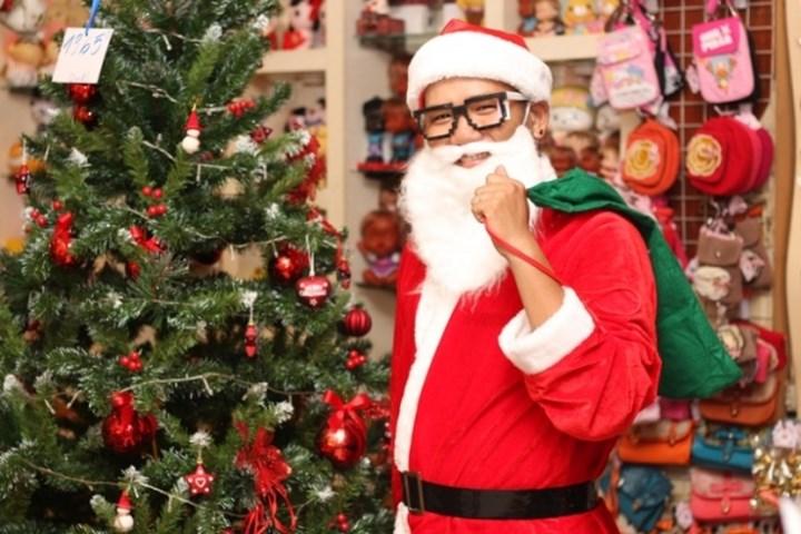 Trang trí Noel - Ông già Noel