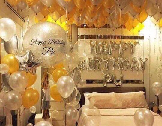 Trang Trí sinh nhật cho người lớn|Giá 3.000.000đ