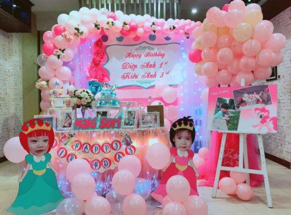 Trang trí sinh nhật cho bé vip 5   Giá 3.000.000đ