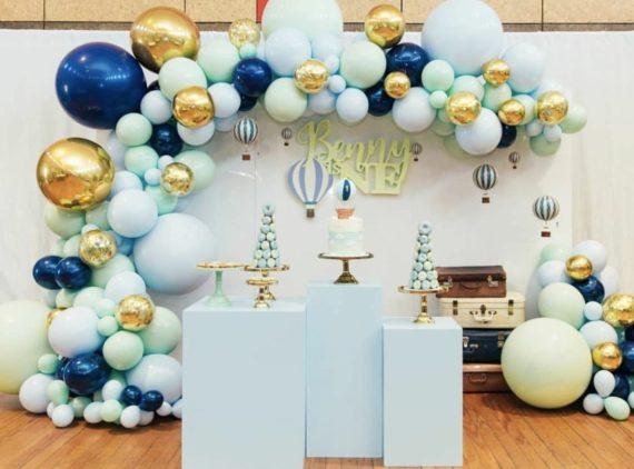 Trang trí sinh nhật cho bé vip 3   Giá 5.500.000đ